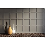 Shaker Wall Panelling (H)1220x(W)100x(D)9mm - 6 Panel Pack