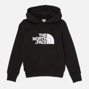 The North Face Boys' Youth Drew Peak Hoodie - Black