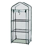 3 Tier Mini Greenhouse - 59 x 39 x 126cm