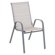 Andorra Stackable Patio Chair - Single