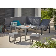 Magna Corner Garden Sofa Set