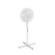 16 Inch Pedestal Fan - White