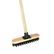 275mm Turret Deck Brush with Handle