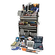 Hilka 489 Piece Tool Kit with Pro Chest and Cabinet