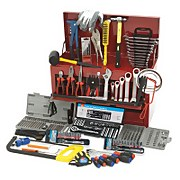 Hilka 270 Piece Tool Kit and Heavy Duty Tool Chest