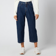 L.F Markey Women's Big Boys Jeans - Indigo
