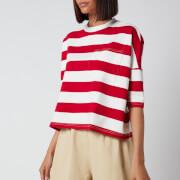 L.F Markey Women's Winston Tee - Red Stripe