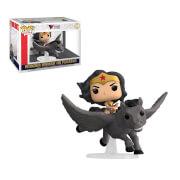 DC Comics Wonder Woman 80th Wonder Woman on Pegasus Funko Pop! Ride