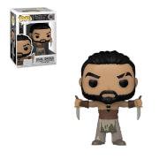 Game of Thrones Khal Drogo with Daggers Funko Pop! Vinyl