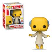 PX Previews The Simpsons Glowing Mr. Burns EXC Funko Pop! Vinyl