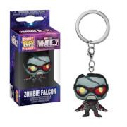 Marvel What If…? Zombie Falcon Funko Pop! Keychain