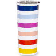 Kate Spade New York Stainless Steel Tumbler - Candy Stripe