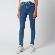 Calvin Klein Jeans Women's High Rise Skinny Jeans - Denim Medium