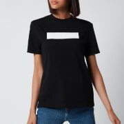 Calvin Klein Jeans Women's Hero Logo T-Shirt - CK Black/Bright White