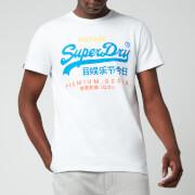 Superdry Men's Vintage Logo Tri T-Shirt - Optic