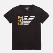 EA7 Boys' Capsule Collection T-Shirt - Black