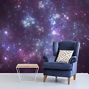 Constellation Aurora Wall Mural