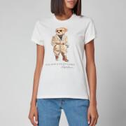 Polo Ralph Lauren Women's Safari T-Shirt - White