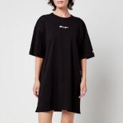 Champion Women's T-Shirt Dress - Black