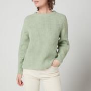 Barbour Women's Hartley Knitted Jumper - Soft Sage Marl