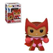 Marvel Gingerbread Scarlet Witch Funko Pop! Vinyl