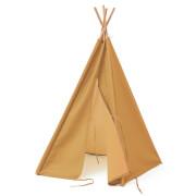 Kids Concept Kids Concept Mini Tipi Tent - Yellow