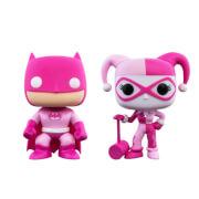 BC Batman and Harley Quinn Funko Pop! Bundle
