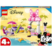 LEGO 4+ Minnie Mouse's Ice Cream Shop Toy (10773)