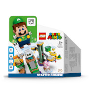 LEGO Super Mario Adventures Luigi Starter Course Toy (71387)