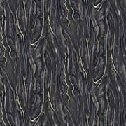 Elle Decoration Marble Black Gold Wallpaper
