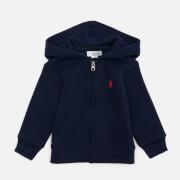 Polo Ralph Lauren Babys' Hooded Top - Cruise Navy
