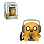 Adventure Time Jake with Player Funko Pop! Vinyl