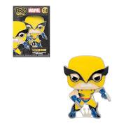 Marvel X-Men Wolverine Funko Pop! Pin