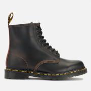 Dr. Martens Men's 1460 Waterproof Leather 8-Eye Boots - Black