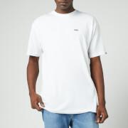 Vans Men's Chest Logo T-Shirt - White/Black