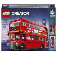 Deals on LEGO Creator Expert: London Bus (10258)
