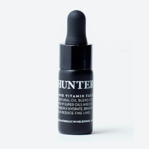 Hunter Lab Lipid Vitamin Face Oil Sample 10ml