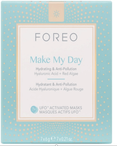 FOREO Make My Day UFO-Activated Mask Pack of 7 (Worth $10)