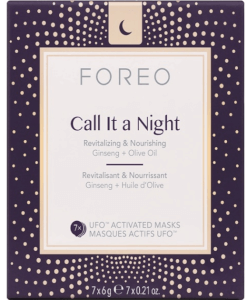 FOREO Call it a Night UFO-Activated Mask Pack of 7 (Worth $10)