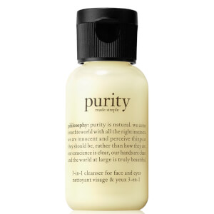 philosophy Purity 3-in-1 Facial Cleanser 30ml (Free Gift)
