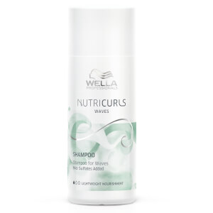 Wella Professionals Nutricurls Shampoo for Waves 50ml (Free Gift)