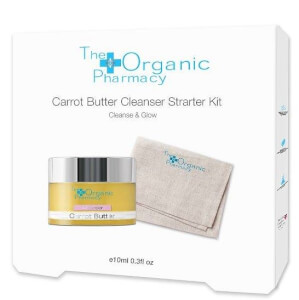 The Organic Pharmacy Carrot Butter Starter Kit