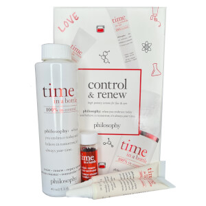 philosophy Time in a Bottle Serum Set (Free Gift)