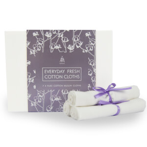 Alpha-H Fresh Everyday Cotton Cloths 1 Pack (Free Gift)