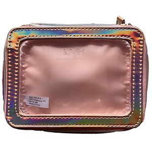 NYX Professional Makeup Holographic Cosmetics Bag (Free Gift)
