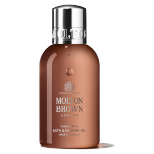 Molton Brown Suede Orris Bath and Shower Gel 100ml