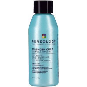 Pureology Strength Cure Shampoo 50ml (Free Gift)