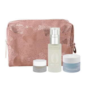 Omorovicza Pink Bag 3 Piece Gift Set (Worth $108)