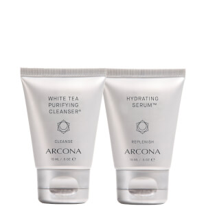 ARCONA Serum and Cleanser Duo (Worth $8)