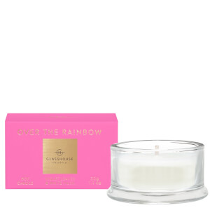 Glasshouse Fragrances Over the Rainbow Candle 30g